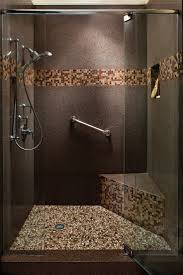 Tile Design For Bathroom Best 25 River Rock Shower Ideas On Pinterest River Rock