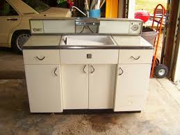 Vintage Decorating Ideas For Kitchens by Gallery Of Vintage Metal Kitchen Cabinets For Sale Easy For Your