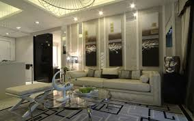 unique modern furniture living room designs impressive black with