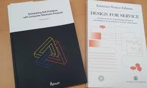 Design Marketing Lab   PhD thesis  paper vs  book Design Marketing Lab