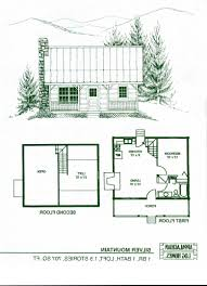 1 Bedroom Log Cabin Floor Plans by 100 Home Floor Plans With Cost To Build Building Plan