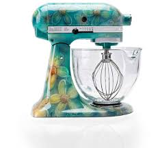 Kitchenaid Stand Mixer Sale by Custom Hand Painted Kitchen Aid Mixer Un Amore By Nicole Dinardo