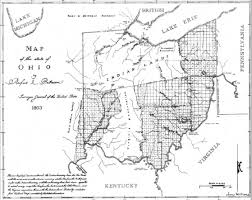Ohio Kentucky Map by Primary Sources U0026 Maps