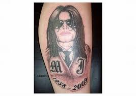 Michael Jackson Tatoos