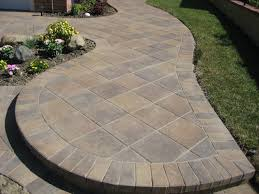 Brick Paver Patterns For Patios by Brick Paver Patio Ideas Patio Paver Ideas For Your Front Yard