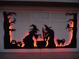 illuminated halloween decorations 60 cute diy halloween decorating ideas 2017 easy halloween