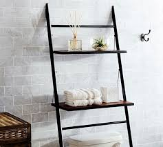 Over The Toilet Ladder Over The Toilet Storage Mybedmybath Com
