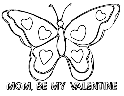 free butterfly coloring pages for you image 55 gianfreda net