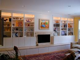Builtin Wall Units Hlwood - Family room wall units