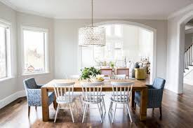 Family Friendly Dining Rooms We Love  Urban Rhythm - Family dining room