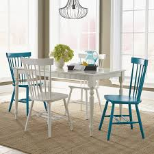 Five Piece Dining Room Sets Sauder Cottage Road 5 Piece Dining Table Set Hayneedle
