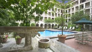 DoubleTree by Hilton Hotel San Antonio Airport  TX   Pool Area