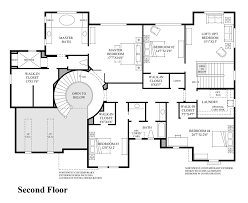 belvedere at bellevue the mccartney with basement home design