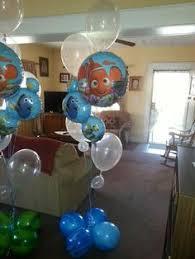 Finding Nemo Centerpieces by Nemo Centerpieces 8 00 Nemo Baby Shower Pinterest Birthdays
