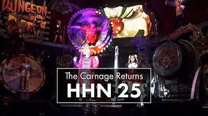 universal orlando resort u2013 halloween horror nights 2017