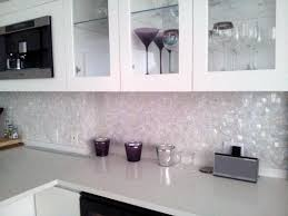 Mosaic Tiles For Kitchen Backsplash White Mosaic Tiles Bathroom Amazing Tile