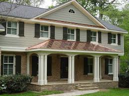 colonial house plans with front porches