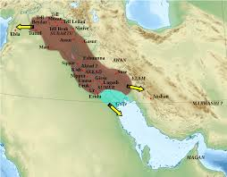 Show Me A Map Of The Middle East by Akkadian Empire Wikipedia