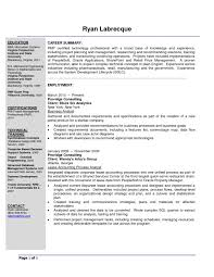 Sample Investment Banking Analyst Resume Sample Ba Resume Template Examples