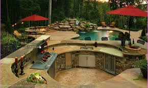 Backyard Design Ideas With Pool - Backyard plans designs