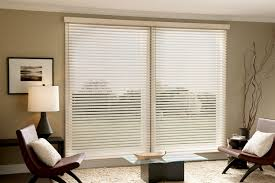 faux wood blinds drapery connection