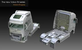 new volvo trucks for sale scs software u0027s blog new trucks coming to ets2