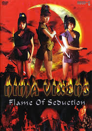 Ninja Vixens Flame Of Seduction 2006