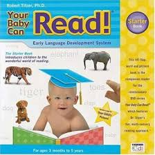 your baby can read