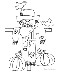 thanksgiving coloring pages print 018