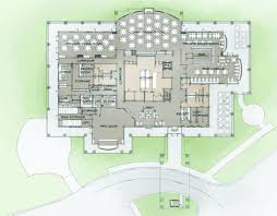 country club house plans arts