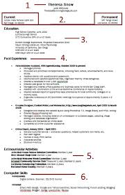 Best College Resumes by Download How To Right A Resume Haadyaooverbayresort Com