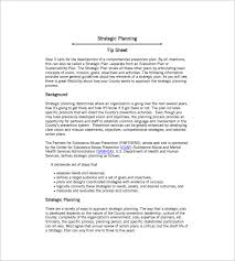 Strategic Business Plan Template        Free Word  Excel  PDF Format     Template net Strategic Business Planning Process