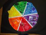color wheel project ideas