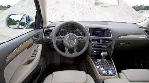 Audi Q5 Interior - 2013 audi q5 drive review engine upgrades facelift boost the