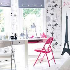 White Bedroom Desk Furniture by Bedroom Exciting Pink Bedroom Design And Decoration Using