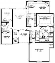Floor Plans For One Level Homes by Home Design Split Level Homes Floor Plans My Self Slyfelinos