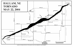 Illinois Prairie Path Map by The Online Tornado Faq By Roger Edwards Spc