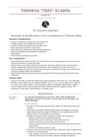 Resume Sample For Human Resource Position by Board Of Directors Resume Samples Visualcv Resume Samples Database