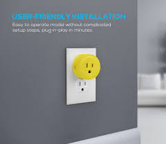 Cool Electrical Outlets by Litedge Smart Plug Works With Amazon Alexa Wi Fi Accessible