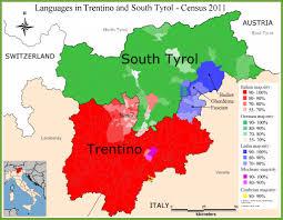 Map Of Italy Regions by Trentino Alto Adige Maps Italy Maps Of Trentino Alto Adige