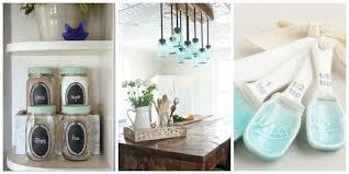 Decorating Ideas For Kitchen Mason Jar Kitchen Decorating Ideas Mason Jar Ideas