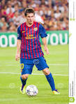 Lionel Messi Of FC Barcelona Editorial Stock Image - Image: 22187614