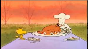 images of a thanksgiving dinner snoopy u0027s thanksgiving dinner youtube