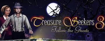 TREASURE SEEKERS - Follow the Ghosts  Collector's Edition