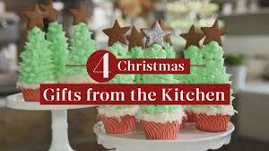 Home Made Christmas Gifts by 4 Homemade Christmas Gifts From The Kitchen Martha Stewart