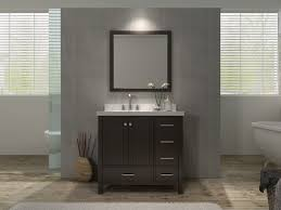 Bathroom Vanity With Tops by Ace Cambridge 37 Inch Single Sink Bathroom Vanity Set Left Offset