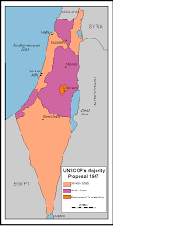 UNSCOP 1947 Partition Plan