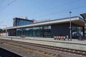 Lutherstadt Wittenberg Hauptbahnhof