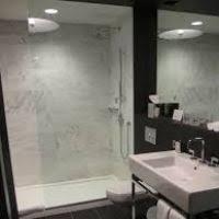 Black And White Small Bathroom Ideas Small Black And White Bathroom Pictures Hungrylikekevin Com