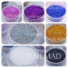compare prices on nails holo glitter online shopping buy low